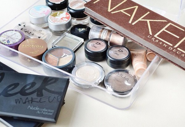 make-up naked pallet