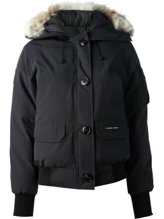 jacket bomber jacket black