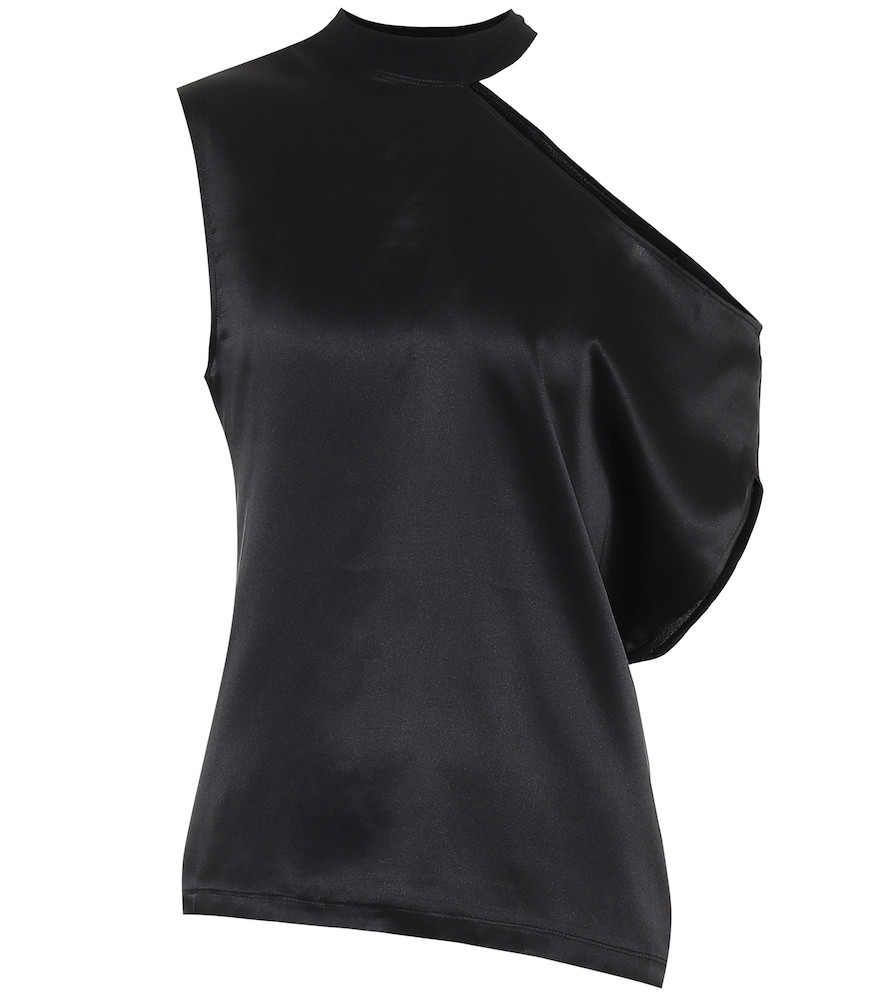 High neck rib knit grey tank · luna amora · online store powered by storenvy