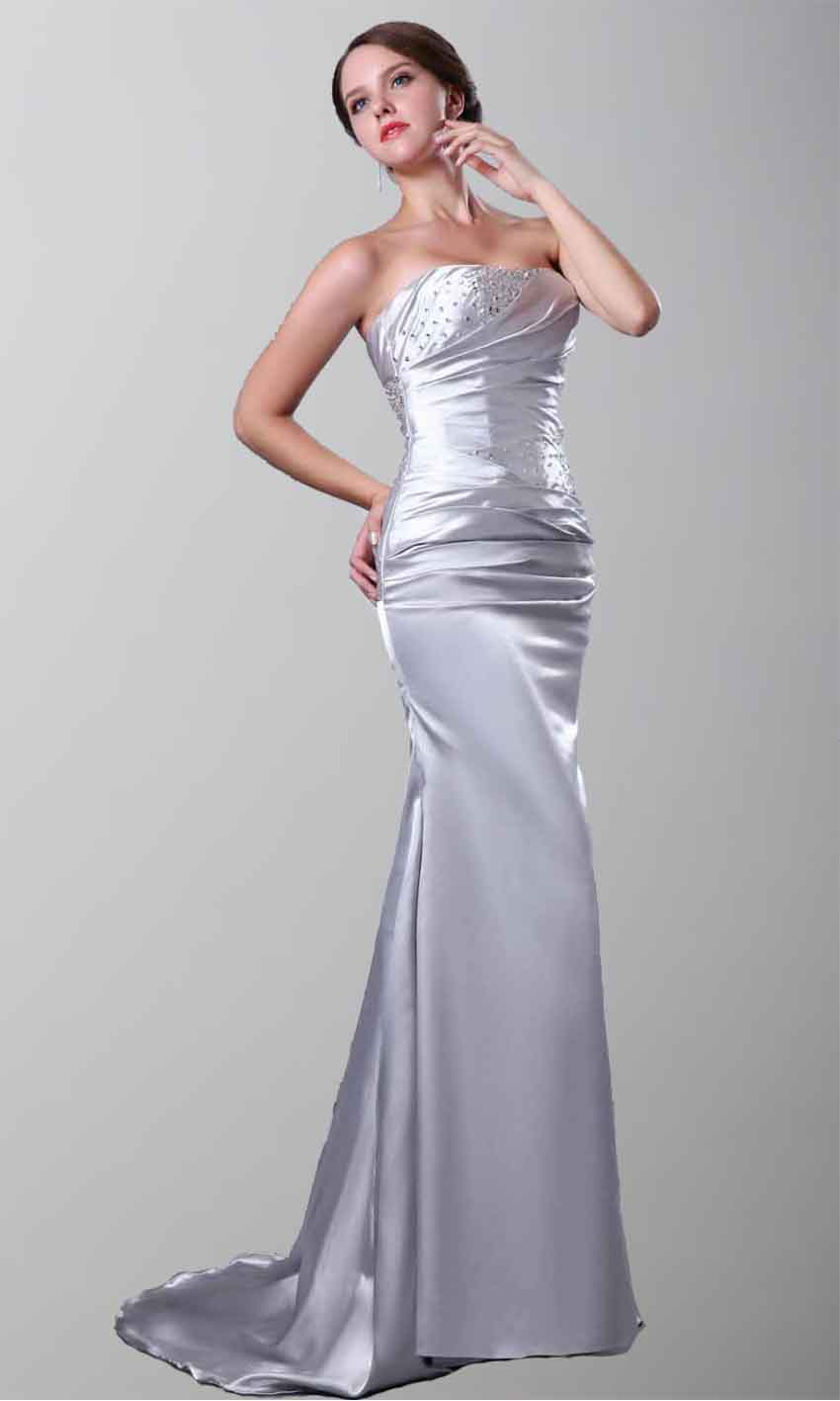 Satin Cocktail Dresses Uk