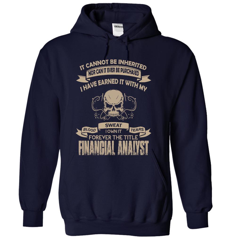 I'm A Financial Analyst T-Shirt & Hoodie