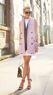jacket,vest,pink jacket