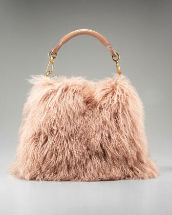 Fur Libertine Hobo - Neiman Marcus