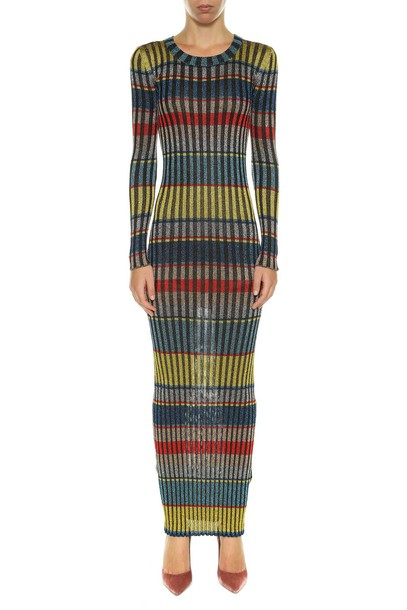 Missoni dress long dress long