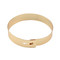 Gold ankle bangle / back order – holypink