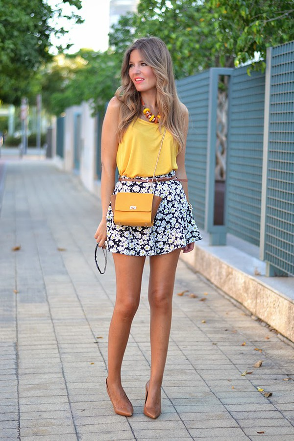 mi aventura con la moda blogger top bag t-shirt jewels shoes