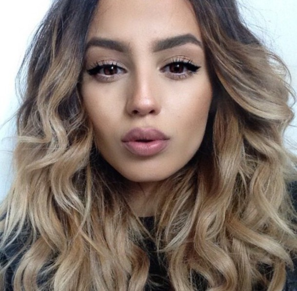 make-up gorgeous make-up hair eyebrows hair/makeup inspo