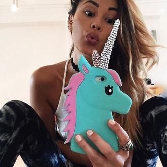 phone cover unicorn iphone case iphone 5 case cute