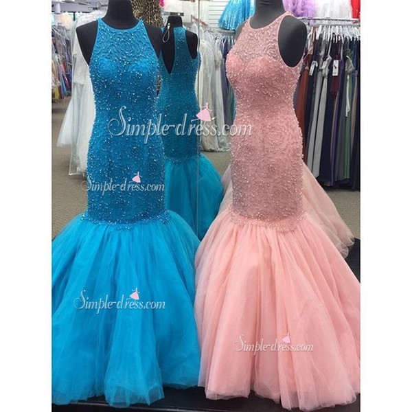 a6742549cb7 dress 2016 prom dress long prom dress mermaid prom dress blue prom dress  pink prom dress