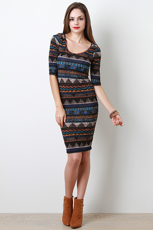 Conquered Perfection Dress