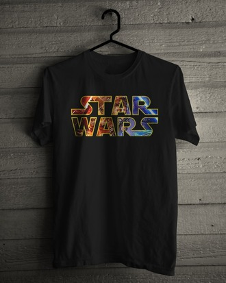 t-shirt star wars tee star wars t shirt black t-shirt graphic tee swag cute grunge quote on it clothes black