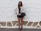 style by nelli,blogger,jacket,shoes,jewels,sunglasses
