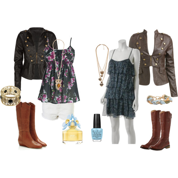 pretty little liars: aria - Polyvore