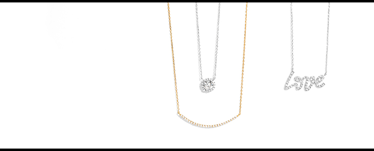 Delicate Necklaces & Layering Necklaces | BaubleBar