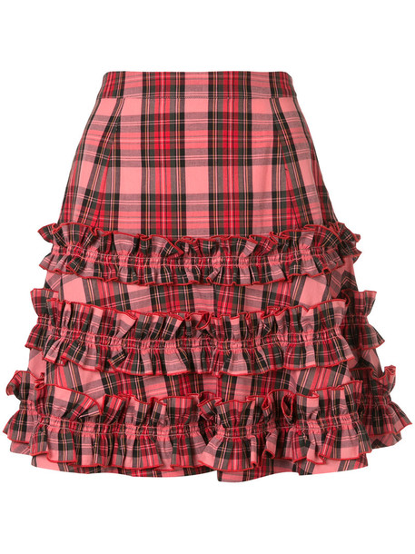MOLLY GODDARD skirt women cotton