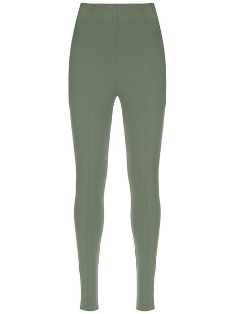 Gloria Coelho leggings high women spandex pants
