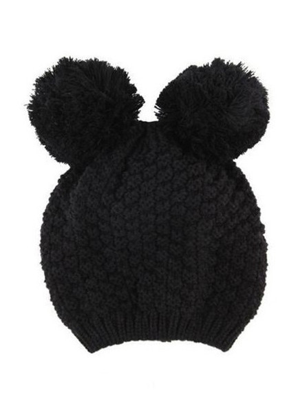 Bear Bobble Beanie | Outfit Made