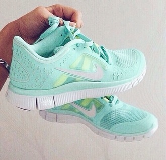 shoes nike mint