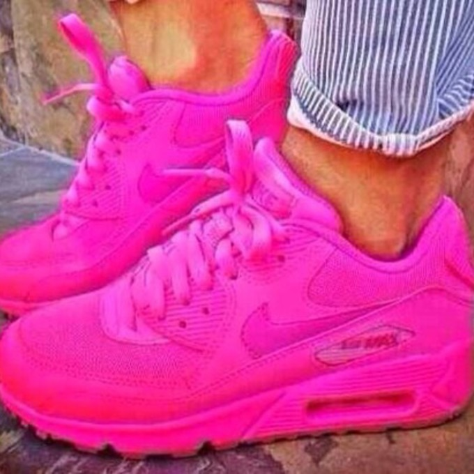 all pink air max 90 hyperfuse