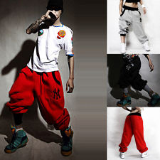 2013 Womens Casual Harem Baggy Hip Hop Dance Sport sweat Pants Trousers Slacks | eBay