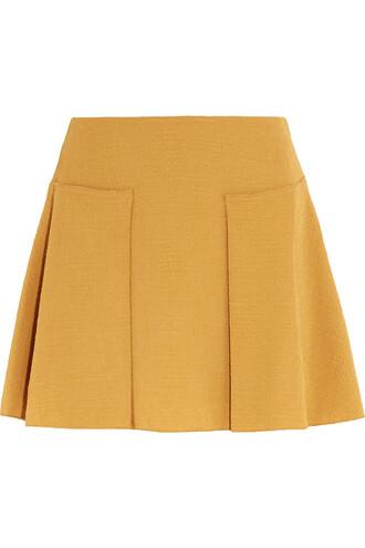 skirt mini skirt mini pleated