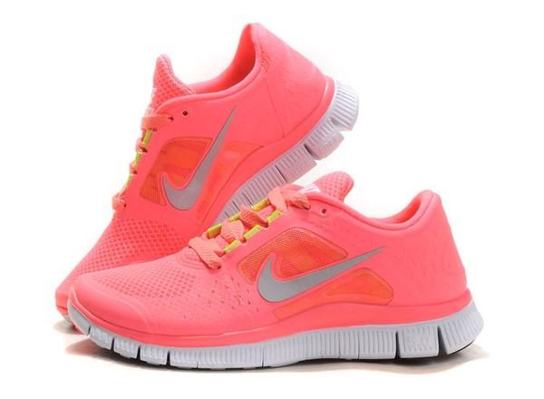 nike salmon pink sneakers pink nike shoes nike running shoes nike sneakers