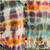 NEW Dip Dye Shirred Waist Chiffon Long Cardigan Shirt Blouse Dress 3829 | eBay