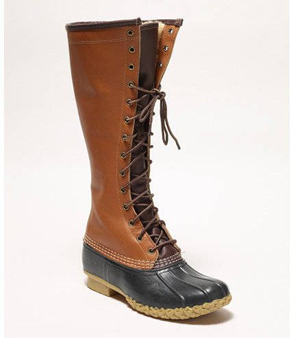 Signature Wool L.L.Bean Boot, Buffalo-Check 10 and quot;: Footwear | Free Shipping at L.L.Bean