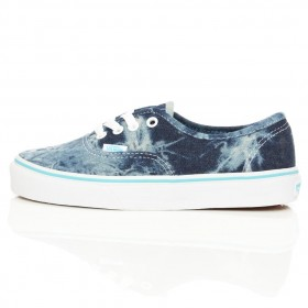 Vans Authentic Acid Denim Blue  | Free UK Shipping and Returns