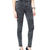 Yasmine Black Acid Wash Jeans - Women's Bottoms Glamorous - 49518