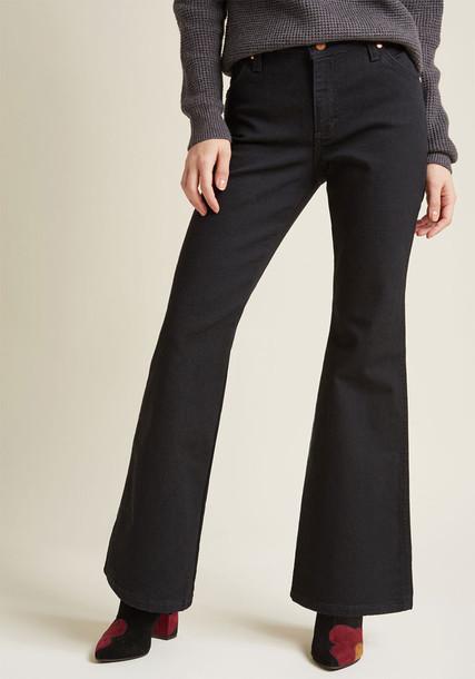Wrangler jeans black