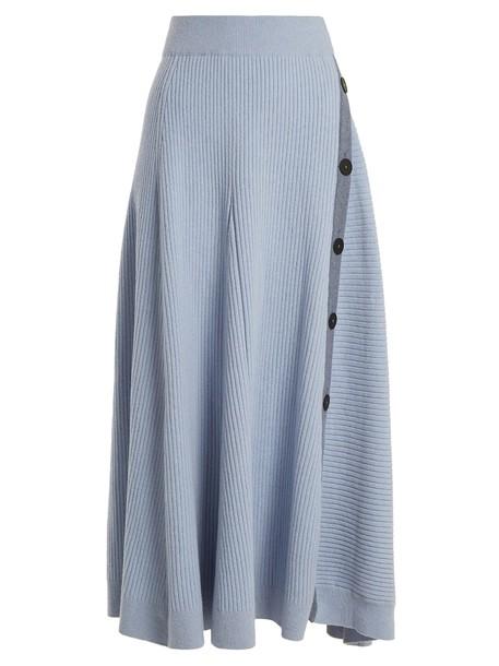 Roksanda skirt light blue light blue