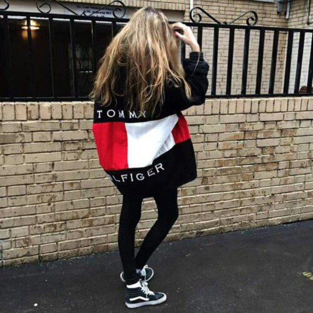 jacket tommy hilfiger jacket tommy hilfiger oversized jacket leggings