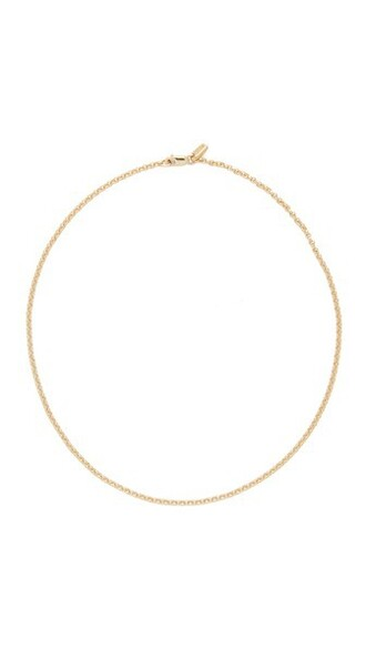 necklace choker necklace gold jewels