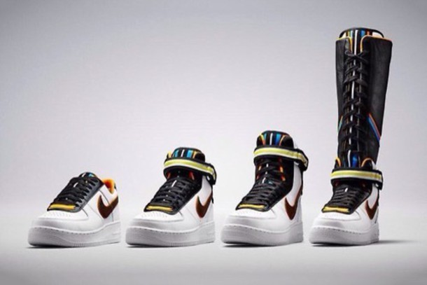 shoes, nike, collaboration, tisci, sneakers, addict, air