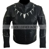 jacket,ootd,style,menswear,black panther,captain america civil war,movie,black leather jacket,winter season 2018,new arrival dress
