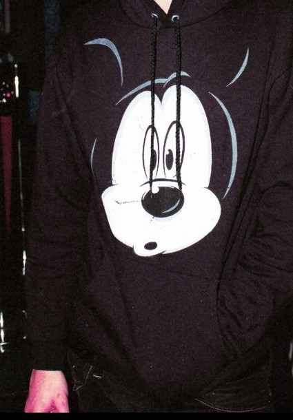 sweater mickey mouse hoodies