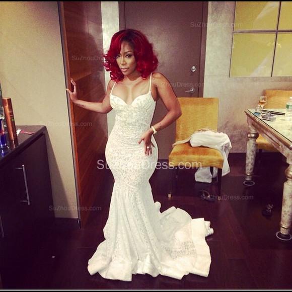 wedding dress white dress mermaid wedding dresses suzhoudress