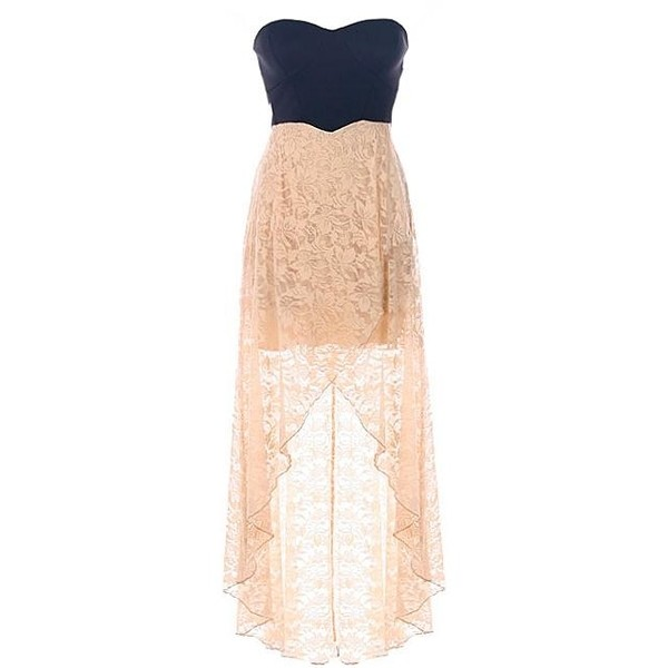 Chantilly Maxi Dress - Polyvore