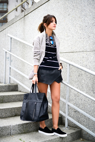lovely pepa t-shirt skirt jewels coat bag sunglasses shoes