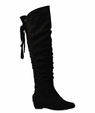 shoes boots black boots blackboots lace up lace up boots