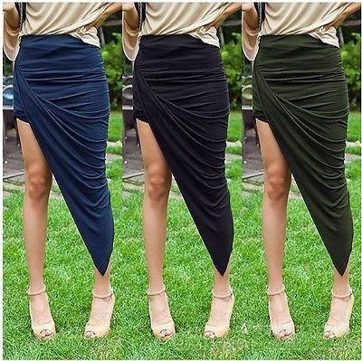 Draped skirt · summah breeeze · online store powered by storenvy
