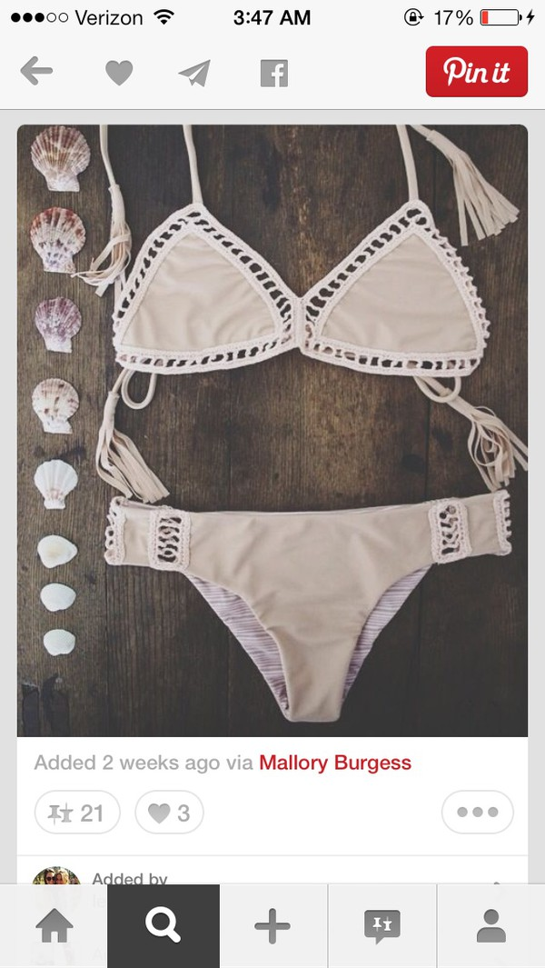 swimwear lace bikini