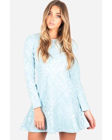 HEALING ME SOFTLY DRESS