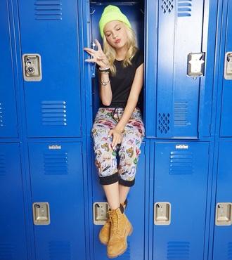 pants emoji pants emoji print sweatpants streetstyle streetwear girly emoji white sweat pants joggers joggers pants
