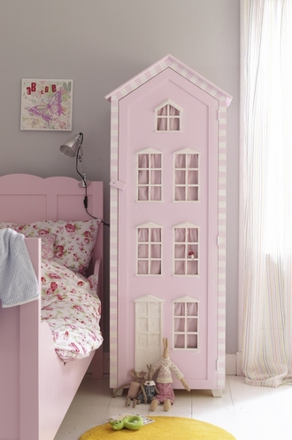 home accessory doll house pastel pink pink home decor girly