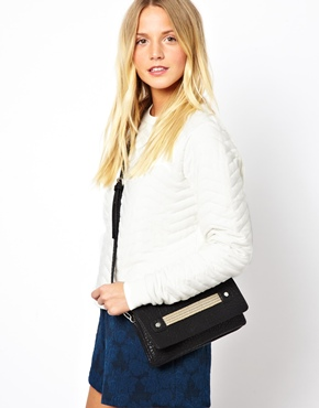 Pieces | Pieces Silke Cross Over Bag at ASOS