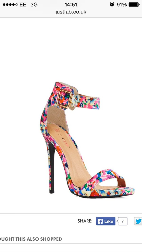 shoes colorful perfect