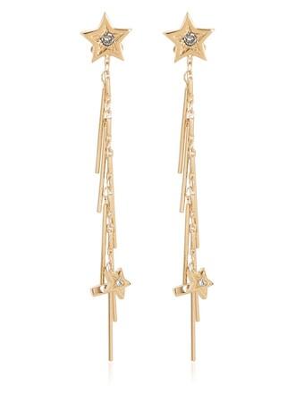cuff earrings gold jewels