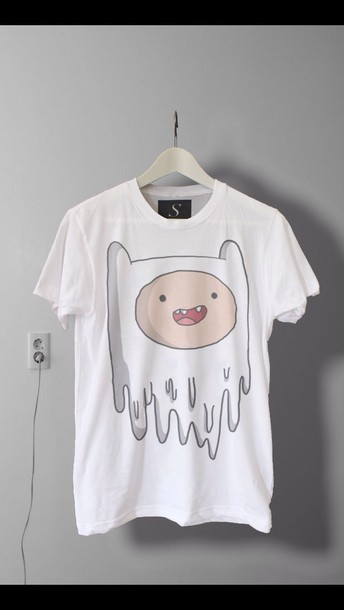 t-shirt cartoon characters